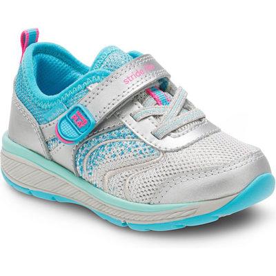 Ellie Made2Play Sneaker Silver Infant-Kids