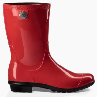 Ugg Women's Sienna Rain Boot Tango