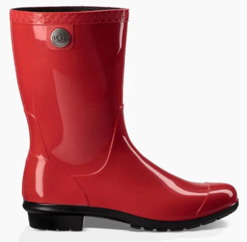 fd9c8017371 Ugg Women's Sienna Rain Boot Tango