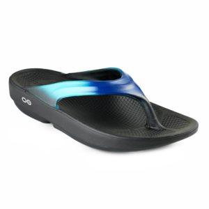 OOlala Blue Jay Thong Sandal