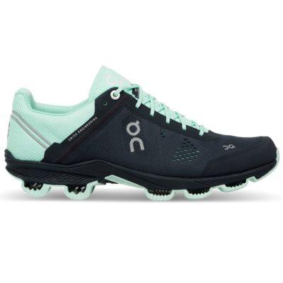 On Cloudsurfer Running Shoes Women's Ink/Jade