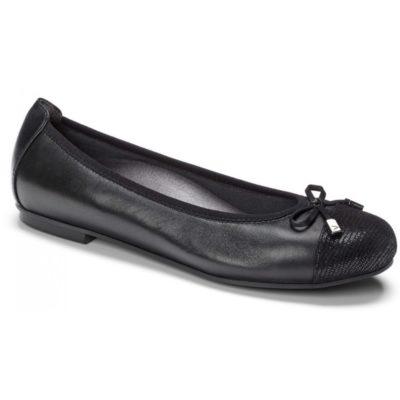 Vionic Women's Minna Ballet Flat Black