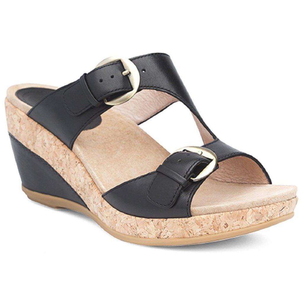 bccf127a695 Dansko Women s Carla Black Full Grain Leather