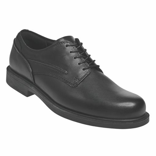 Dunham Men's Burlington Waterproof Black Leather Oxford