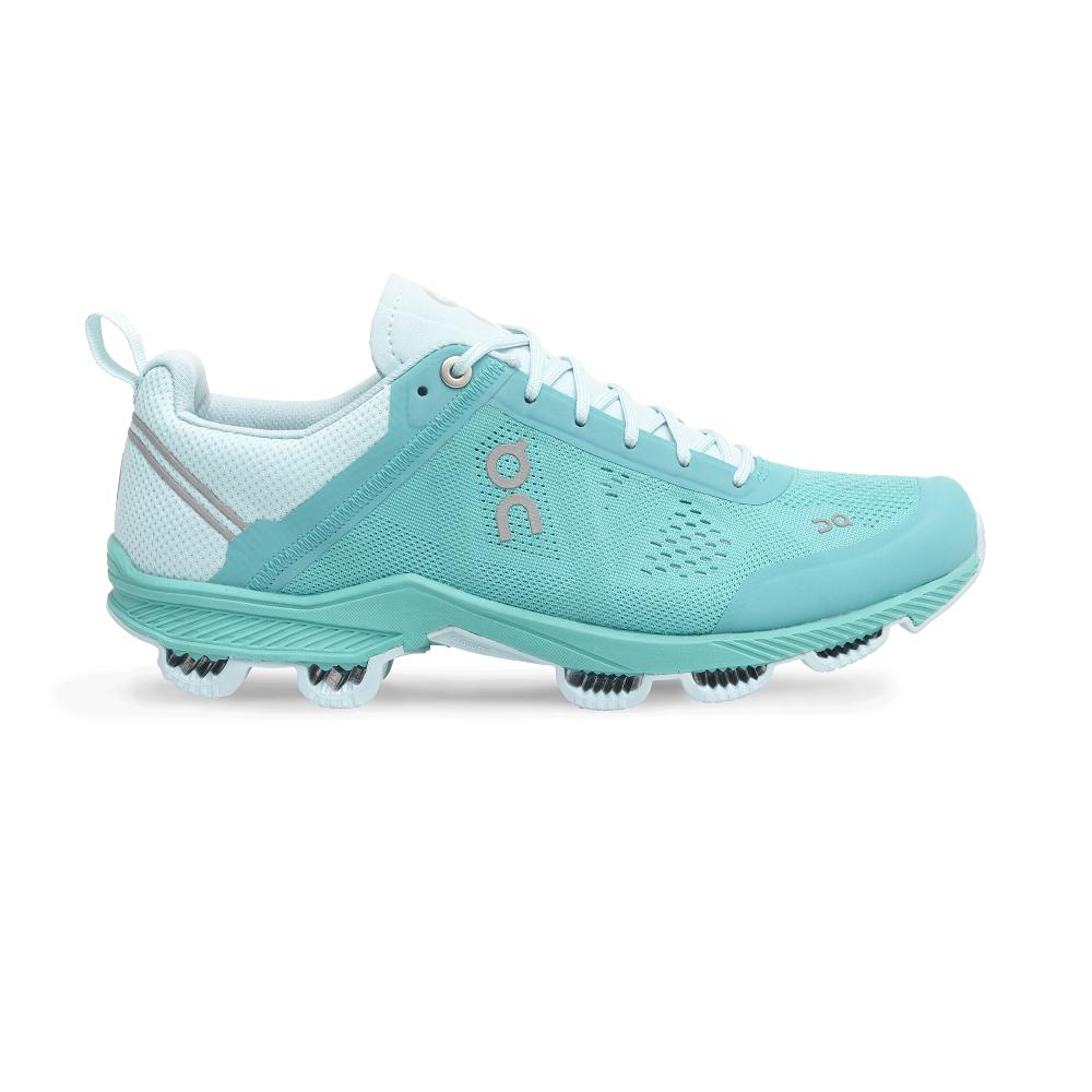 Cloudsurfer Running Shoes Women's Atlantis/Haze