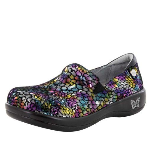 Alegria Women's Keli Minnow Rainbow Professional Shoe