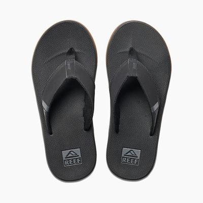 Reef Men's Fanning Low Sandal Black