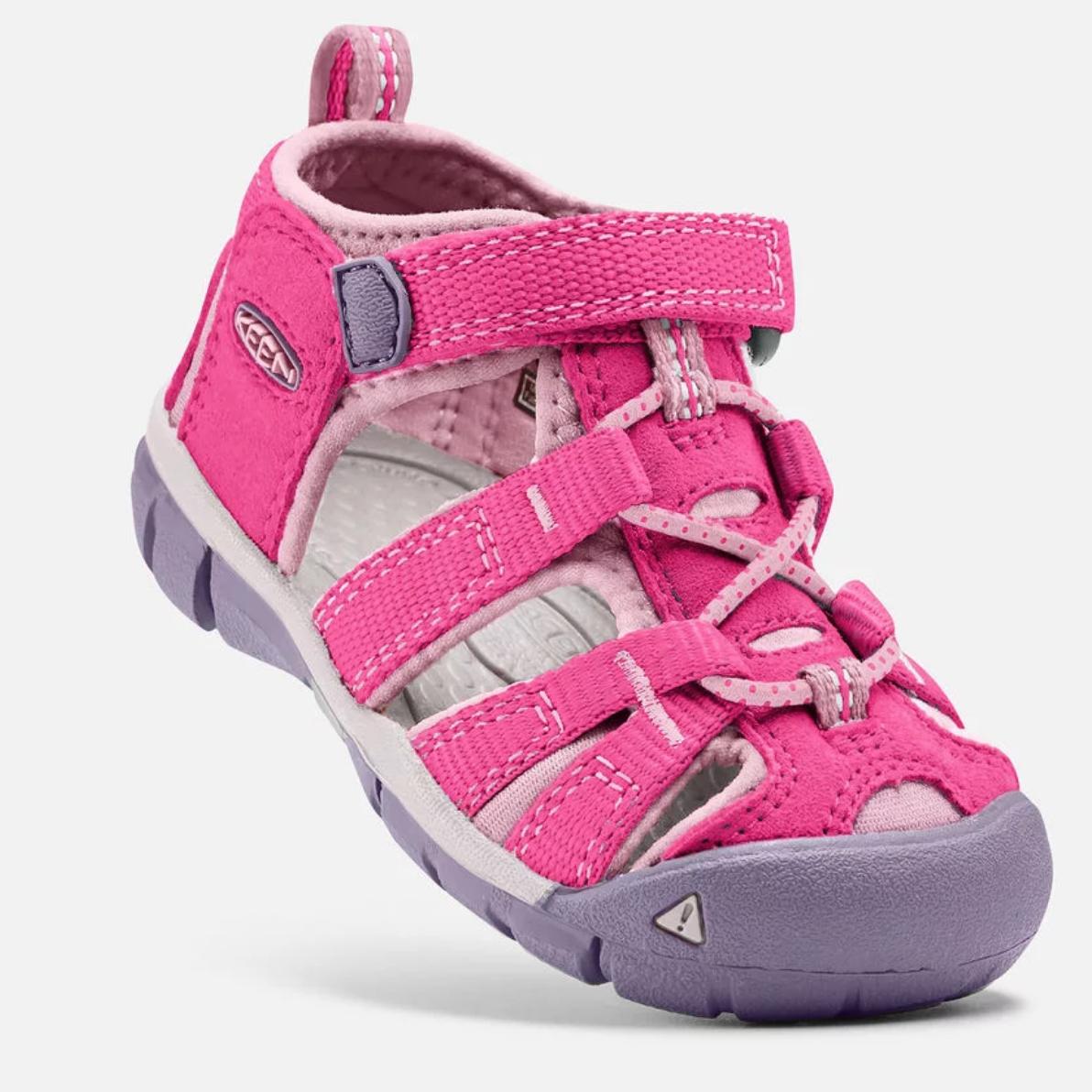 ad8957bf6631 Keen Seacamp II CNX Very Berry Lilac Chiffon Toddler