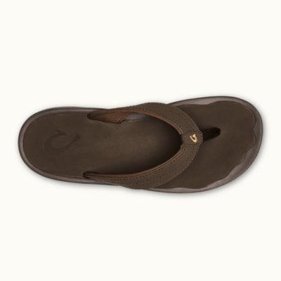 Olukai Ohana Women's Brown Flip-Flop