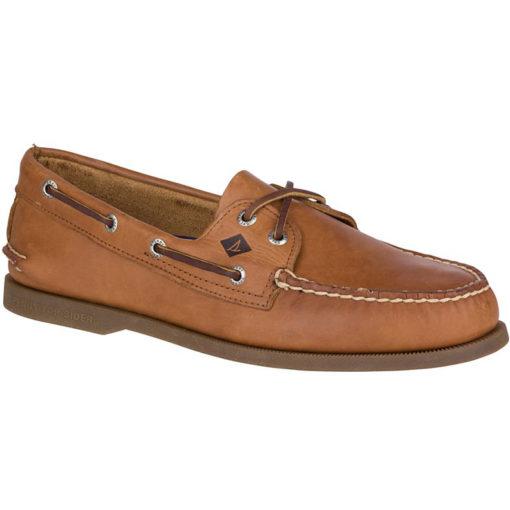 Sperry Men's Authentic Original 2-Eye Boat Shoe Tan