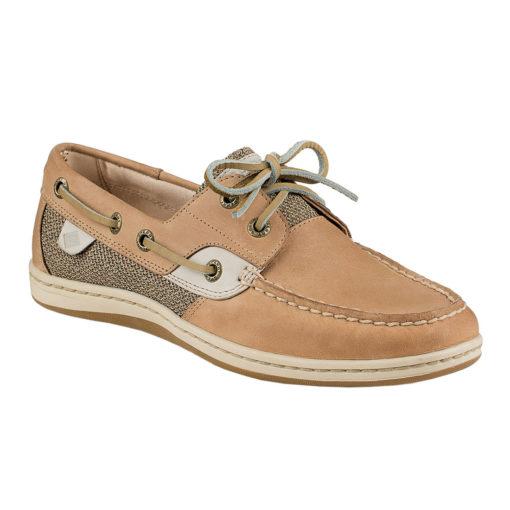 Sperry Koifish Boat Shoe Women's Linen Oat