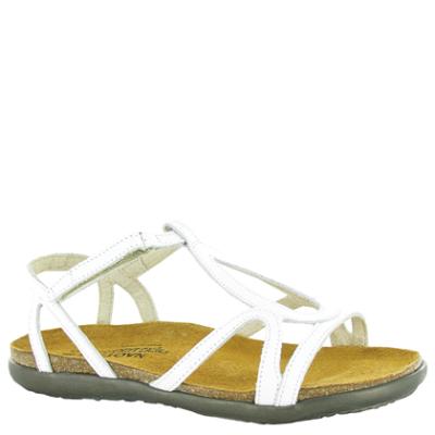 Naot Women's Dorith White Leather