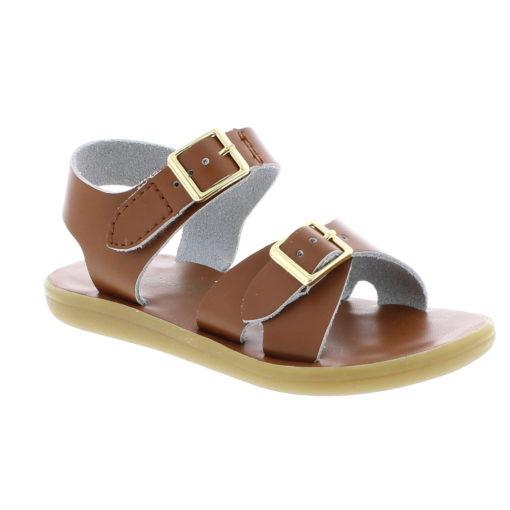 Footmates Kid's Tide Tan Sandal