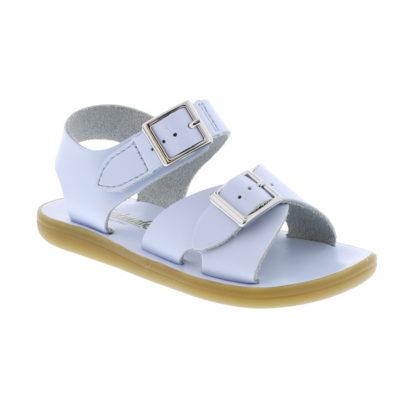 Footmates Kid's Tide Light Blue Sandal