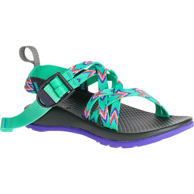 034b49ef1ce7 Chaco Kid s ZX 1 Ecotread Sandal Mint Leaf