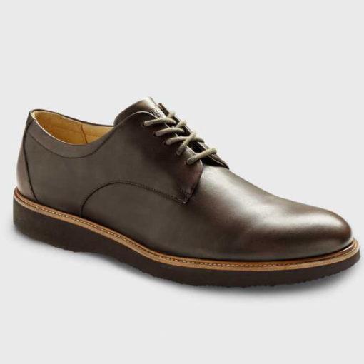 Samuel Hubbard Men's Founder Brown Leather