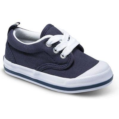 Keds Kid's Graham Sneaker Navy Canvas