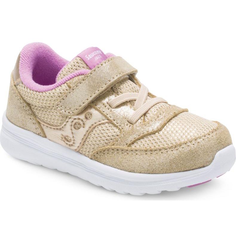 Saucony Girls S-Baby Jazz LITE Sneakers