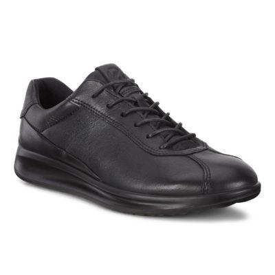 ECCO Women's Aquet Sneaker Black