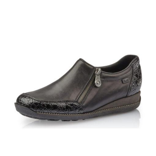 Rieker 44294-45 Women's Granite Leather