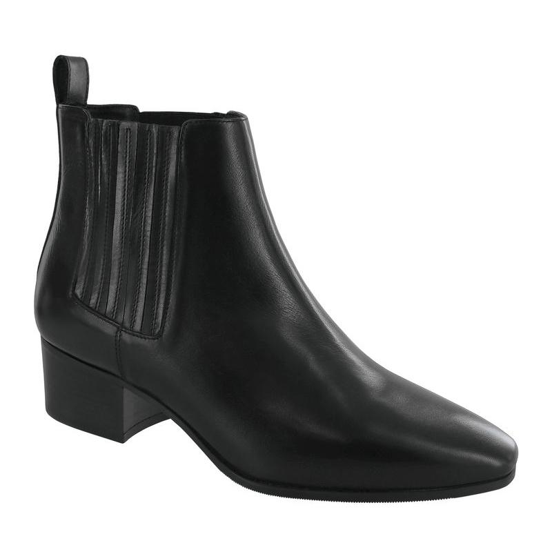 3027274e090c SAS Women s Vita Ankle Boot Black Leather