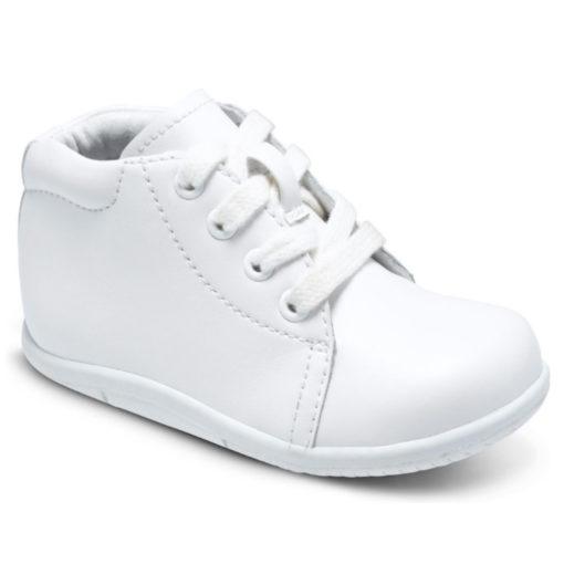 Stride Rite Kid's Elliot SRTech White Leather