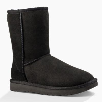 UGG Women's Classic II Short Boot Black