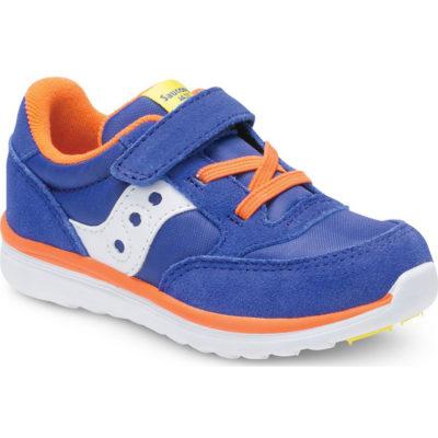 Saucony Kid's Baby Jazz Lite Sneaker Blue/Multi