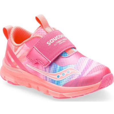 Saucony Kid's Liteform Sneaker Pink/Multi