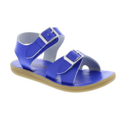 Footmates Kid's Tide Royal Blue Sandal