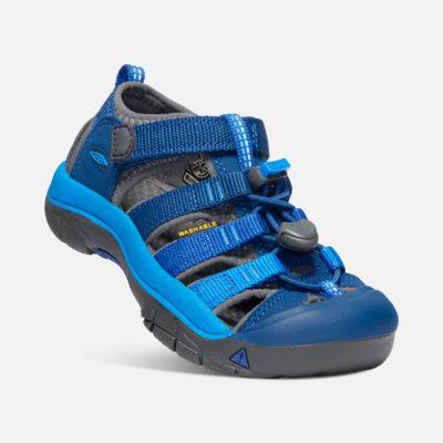 Keen Newport H2 Blue Opal/Vibrant Blue Little Kids
