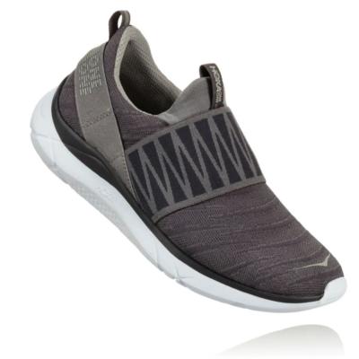 Hoka One One Women's Hupana Slip Sneaker Grey