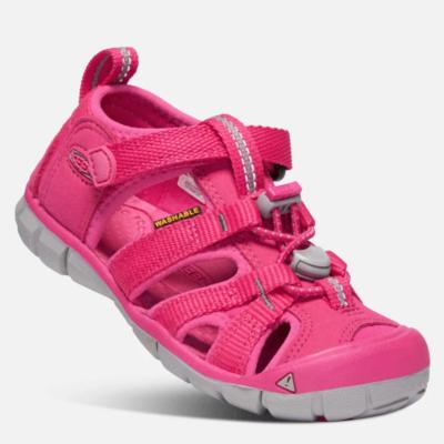 Keen Seacamp II CNX Hot Pink Little Kids