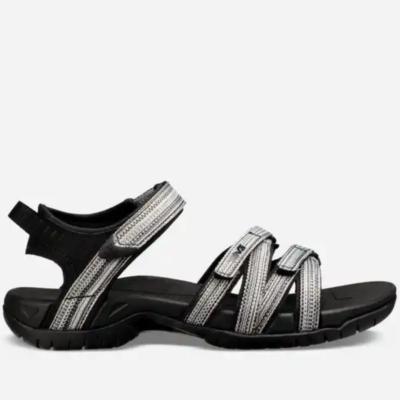 Teva Women's Tirra Sandal Black/White Multi