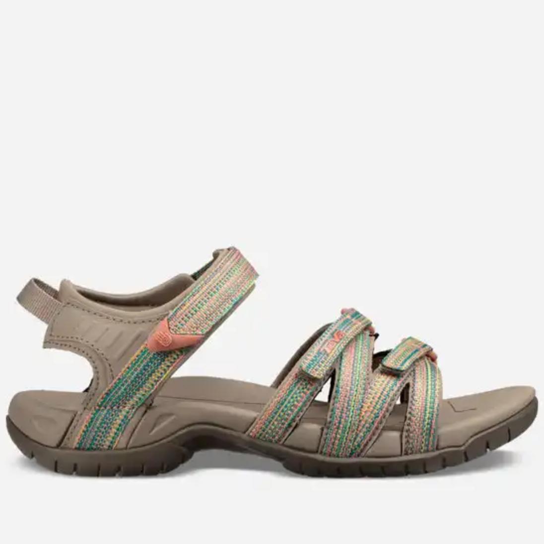 299a81c2d35 Teva Women s Tirra Sandal Taupe Multi
