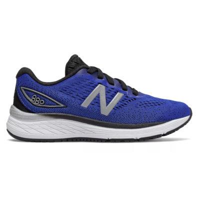 New Balance Kid's 880V9 UV Blue with Black