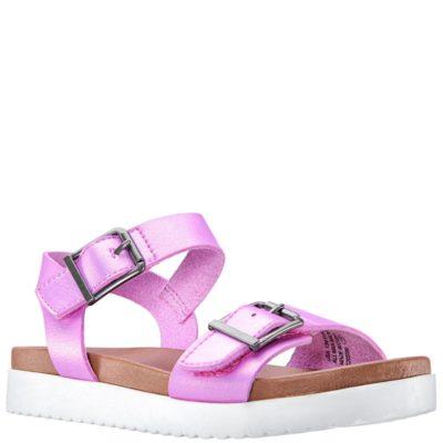 Nina Kid's Jacklin3 Sandal Pink Pearlized