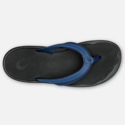 Olukai Women's Ohana Sandal Blueberry/Black