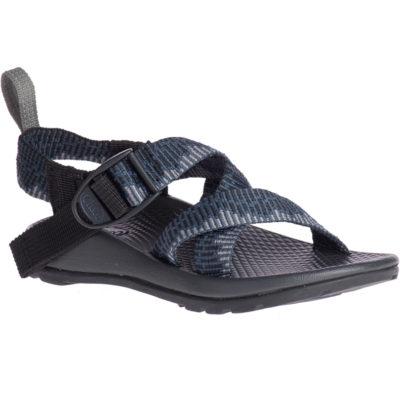 Chaco Kid's Z/1 EcoTread Sandal Amp Navy