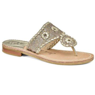 Jack Rogers Kid's Miss Sparkle Sandal Multi