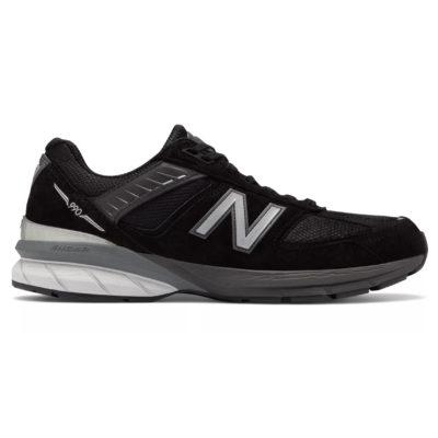 New Balance Men's 990 v5 Black with Silver