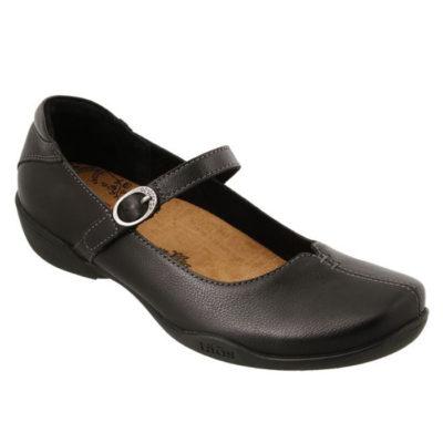 Taos Women's Ta Dah Mary Jane Black Leather