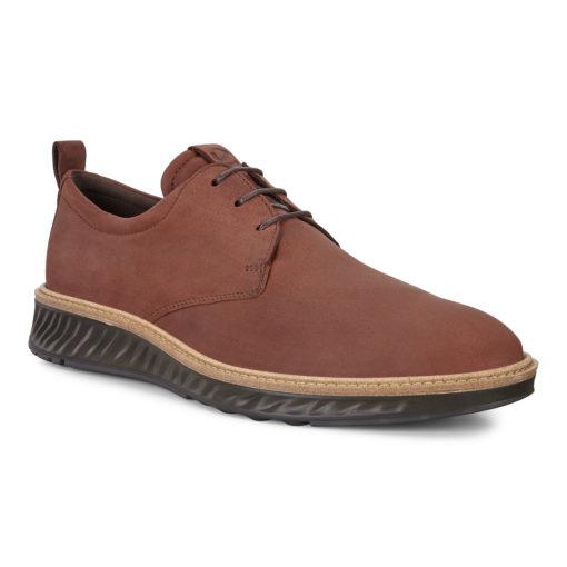 ECCO Men's ST.1 Hybrid Shoe Brandy