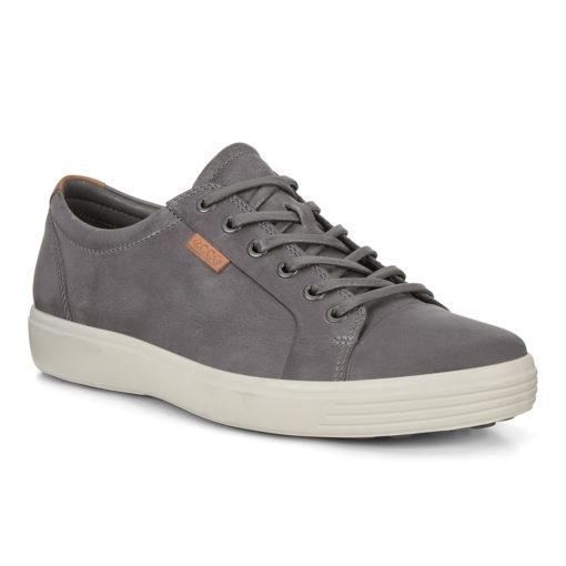 ECCO Men's Soft 7 Sneaker Titanium