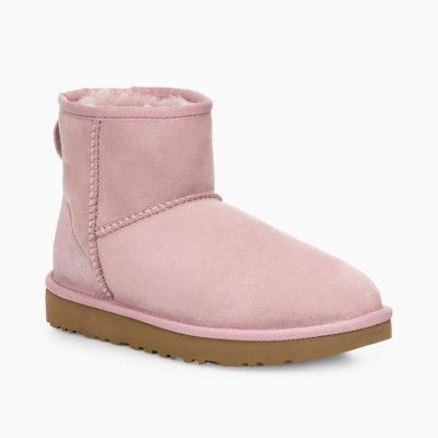 UGG Women's Classic Mini II Boot Pink Crystal