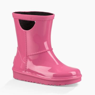 UGG Toddler's Rahjee Rain Boot Diva Pink