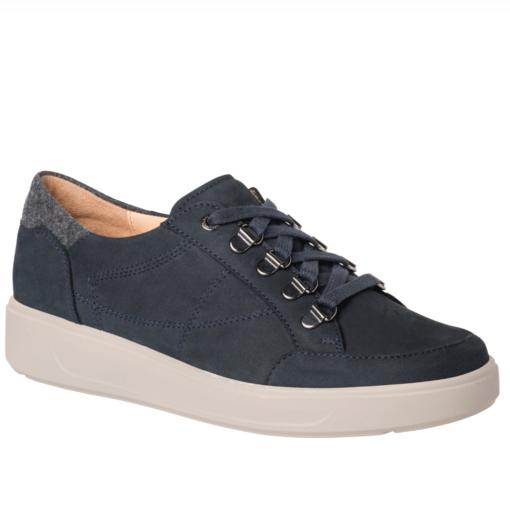 Ganter Women's Heidi Navy Blue Leather