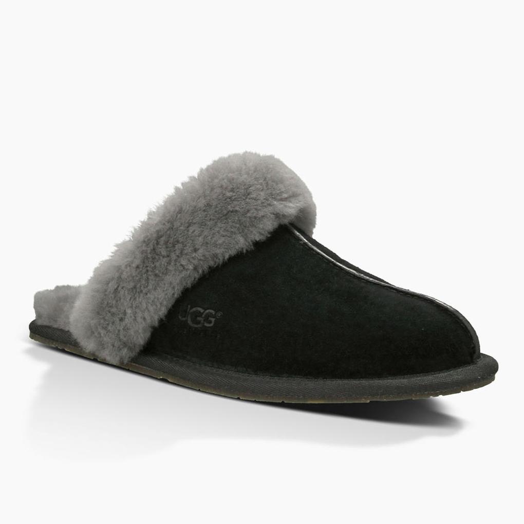 Scuffette II Slipper Black/Grey