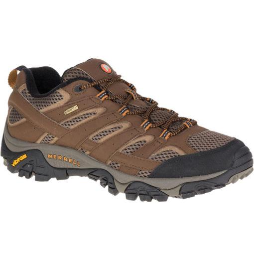 Merrell Men's Moab 2 GORE-TEX Hiker Earth