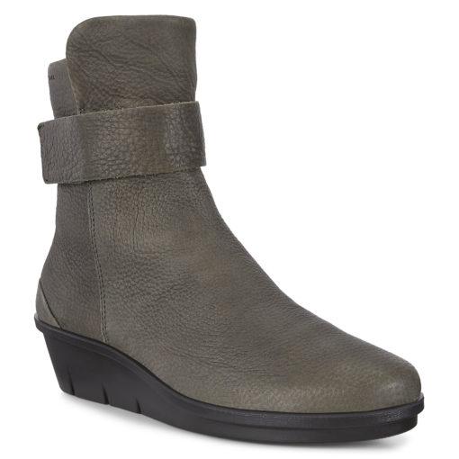 ECCO Women's Skyler HM Boot Warm Grey